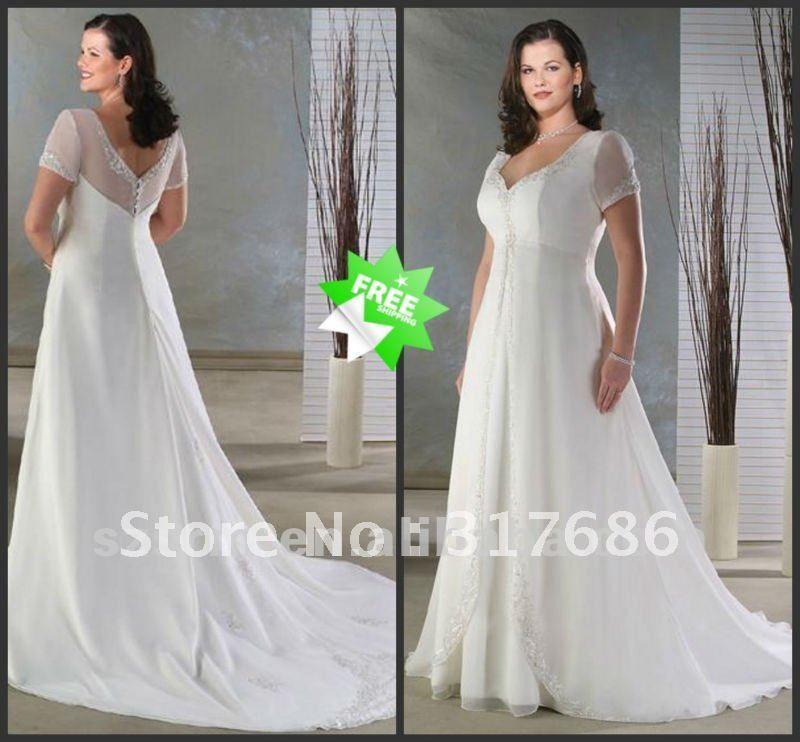 Charming Vintage Style Wedding Dresses Plus Size Gallery Wedding