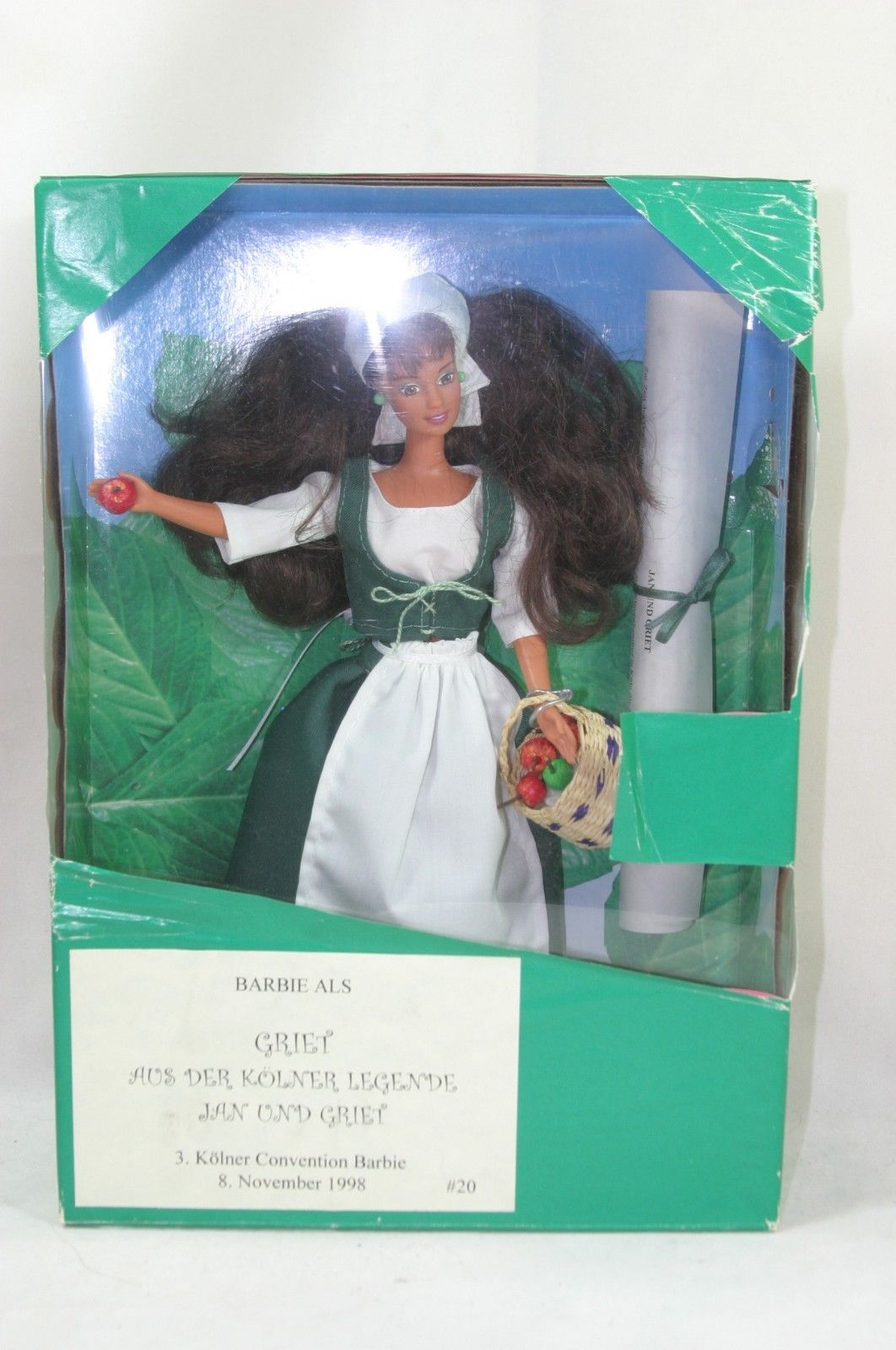 Barbie Convention Doll Kolner Cologne 1998 Germany Hansel and Gretel | eBay