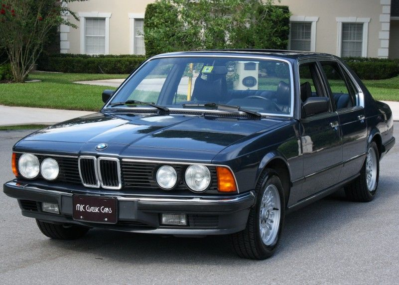 1985 Bmw 745i Mjc Classic Cars Pristine Classic Cars For Sale Locator Service Bmw For Sale Classic Cars Bmw Alpina