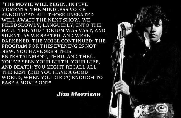 Fear Jim Morrison Quotes. QuotesGram