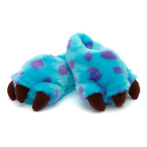bfeb9ec9dae Sulley Slippers For Kids