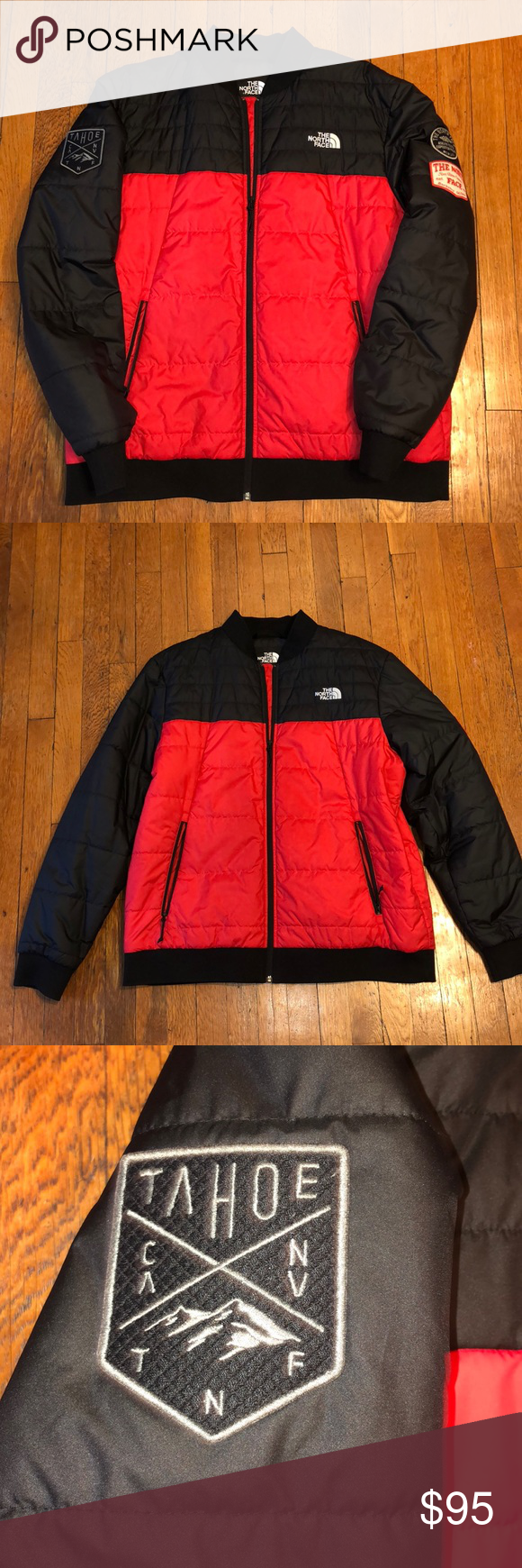 Men S The North Face Bomber Jacket North Face Bomber Jacket Bomber Jacket Jackets [ 1740 x 580 Pixel ]