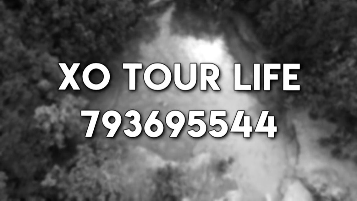 Roblox Id Code For Xo Tour Life