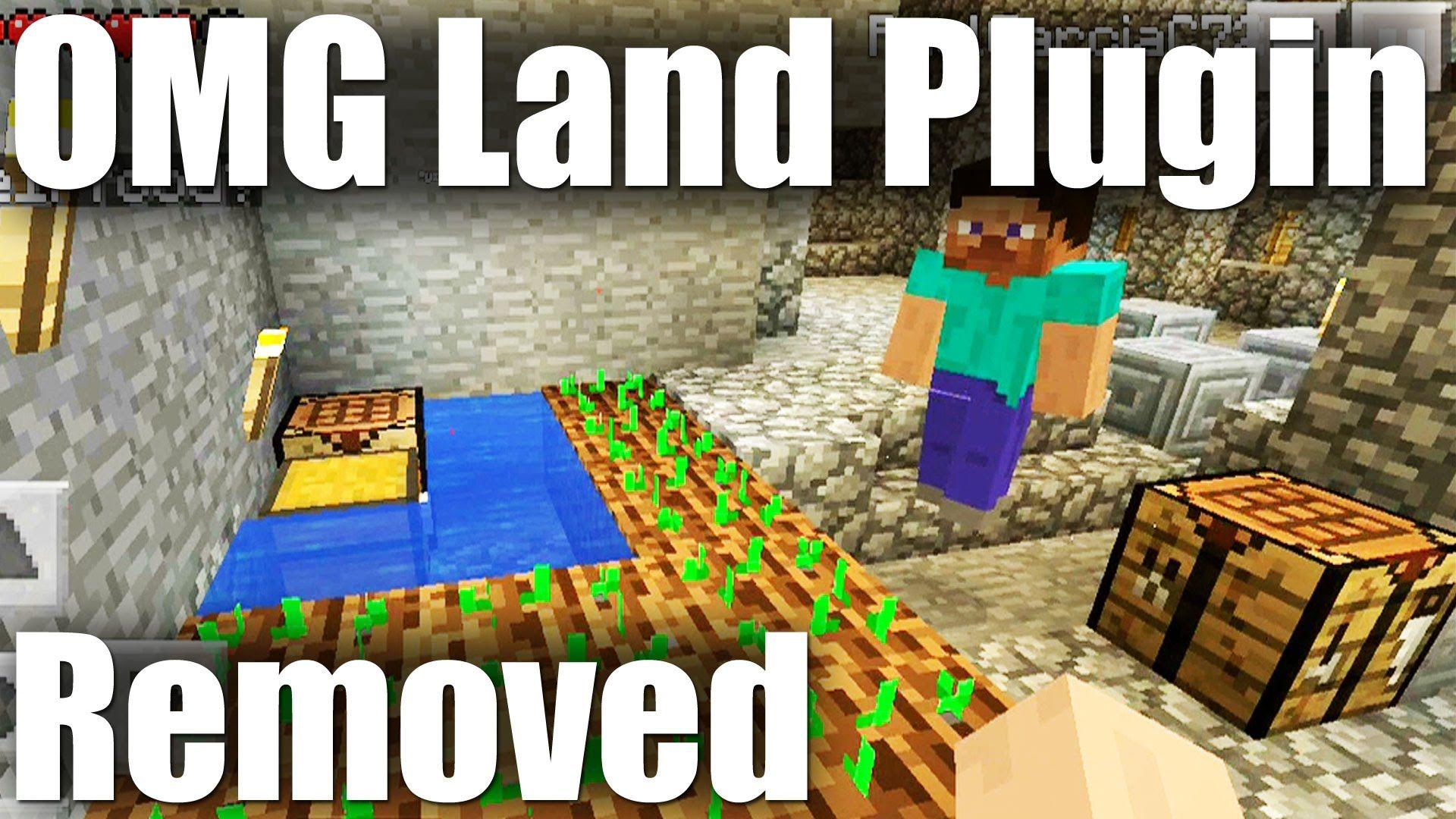 Minecraft Pocket Edition PE Server - IMPORTANT Land