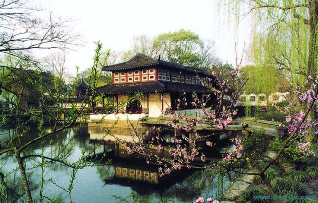 Humble Administrator's Garden Suzhou Gardens
