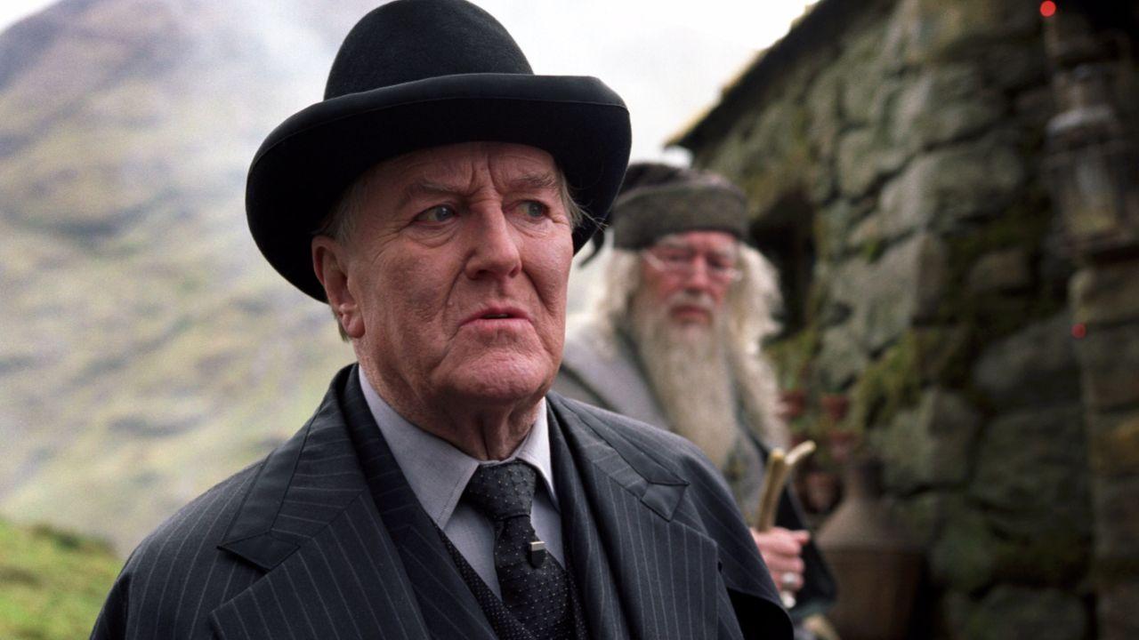 Er Spielte Zaubereiminister Cornelius Fudge Harry Potter Star Robert Hardy 91 Tot Harry Potter Lavender Brown Remus Lupin