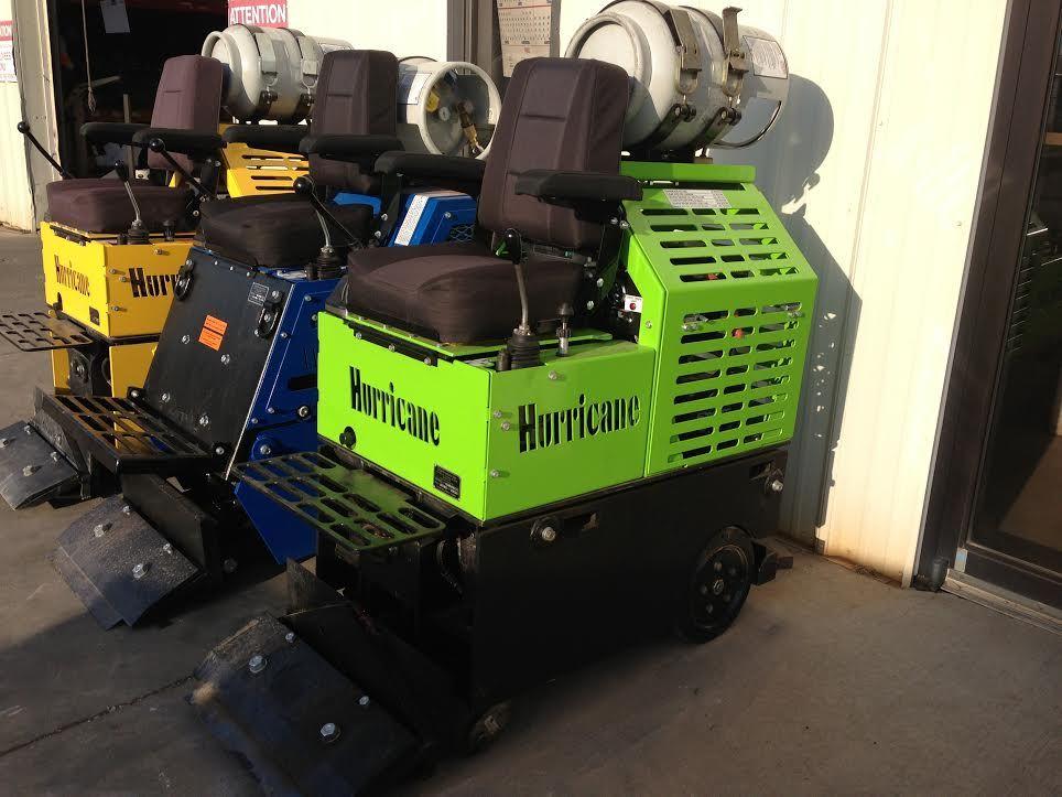 Check Out Our New Green Hurricane Floor Scraper Floor Scrapers