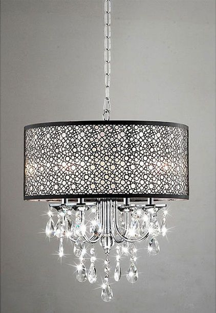 I M Obsessed With These Circular Shades Bedroom Chandelier