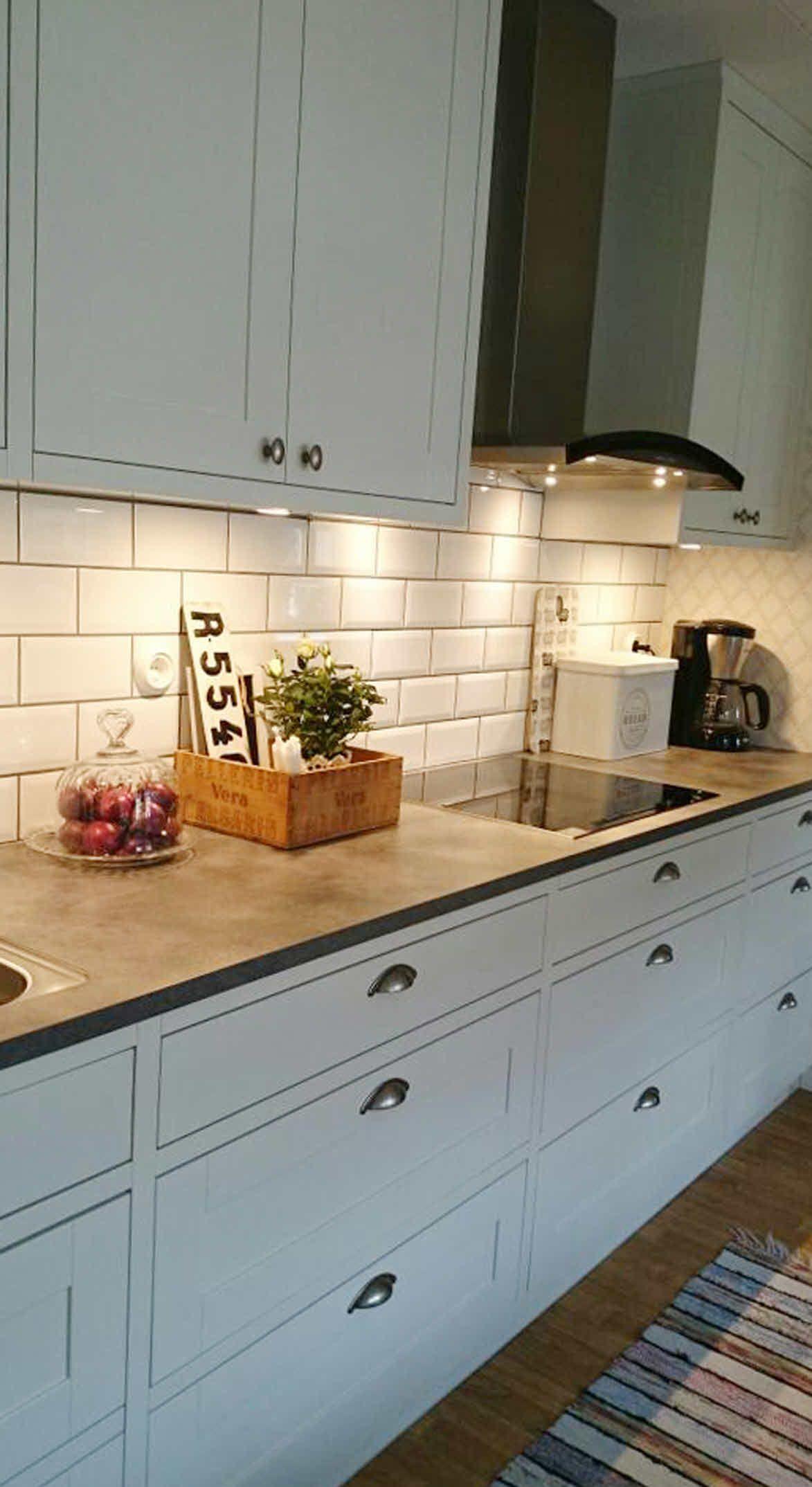 Marbodal Form vit PLUS | k i t c h e n | Pinterest | weiße Küchen ...