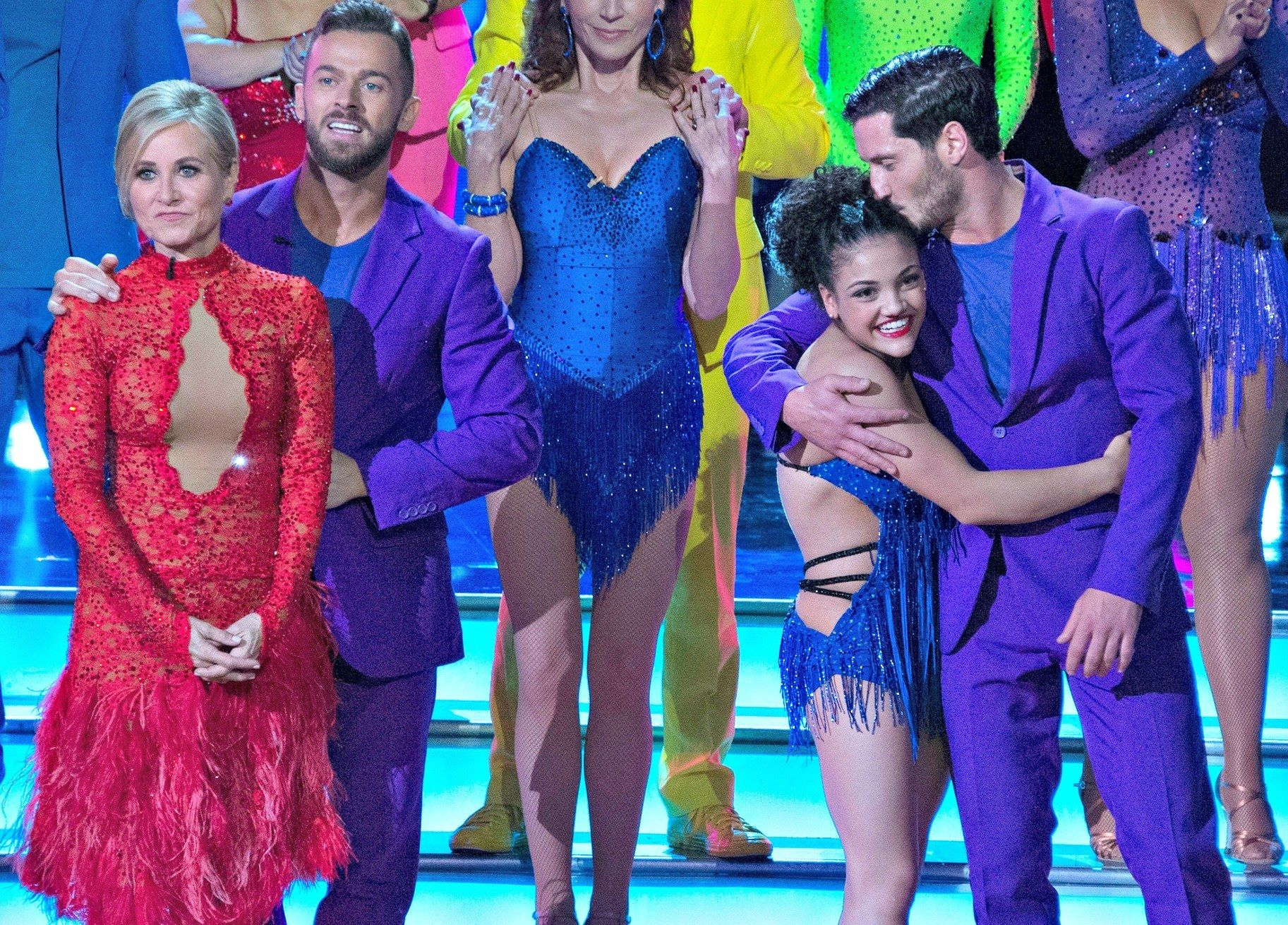 Technical Problems Dwts Stars Tonight Dancing With The Stars