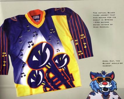 f6f1ba0dc A Collection of Some of the Worst NHL Alternate Jerseys in History ...
