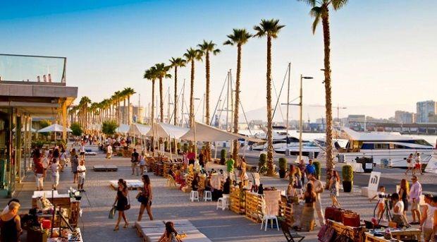 Cádiz se inspira en Málaga para la integración del puerto en la ciudad