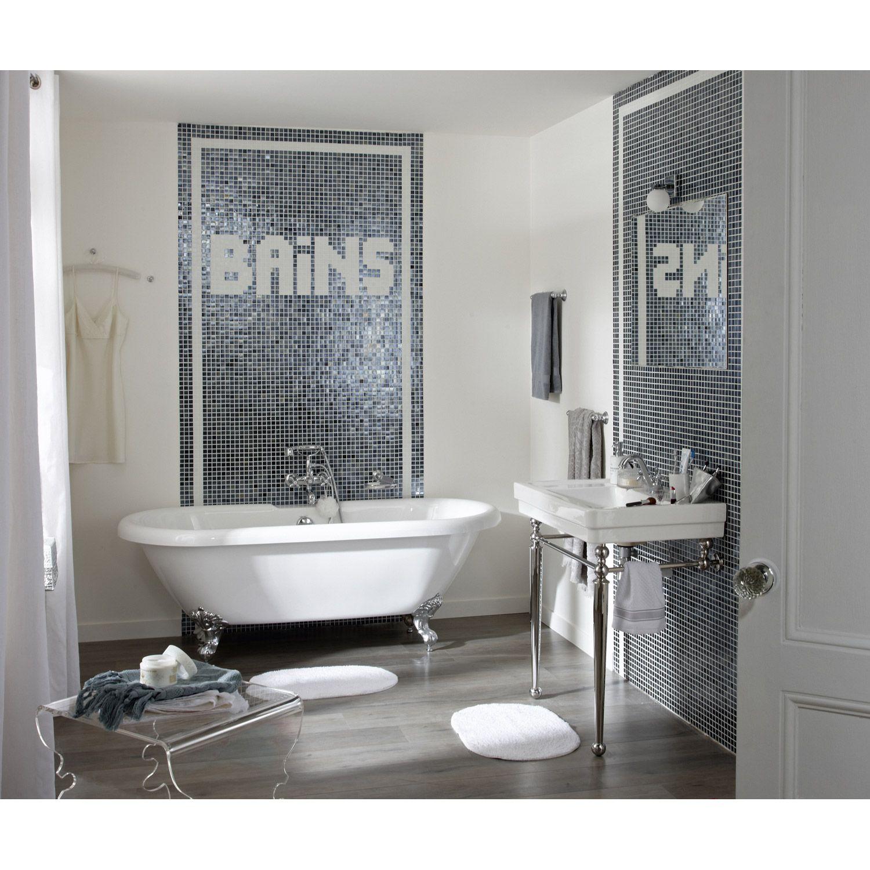 plan vasque jazz en cà ramique blanc 80 cm leroy merlin salle