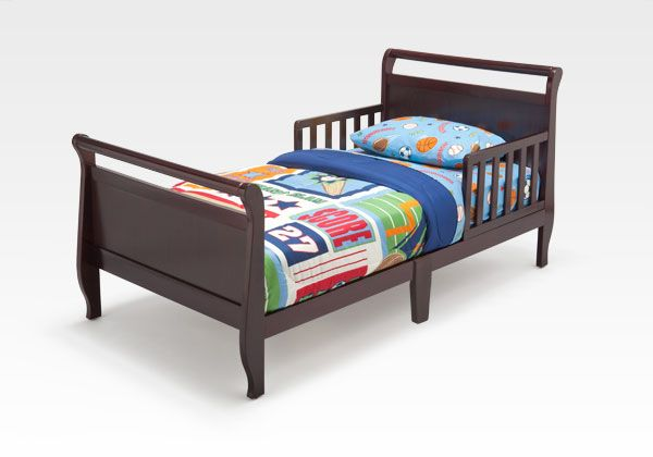Best Toddler Bed Black Cherry Espresso By Delta Children 400 x 300