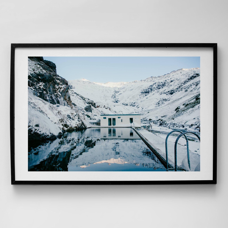 Icelandic Wall Art - Frame Photography Print - Iceland