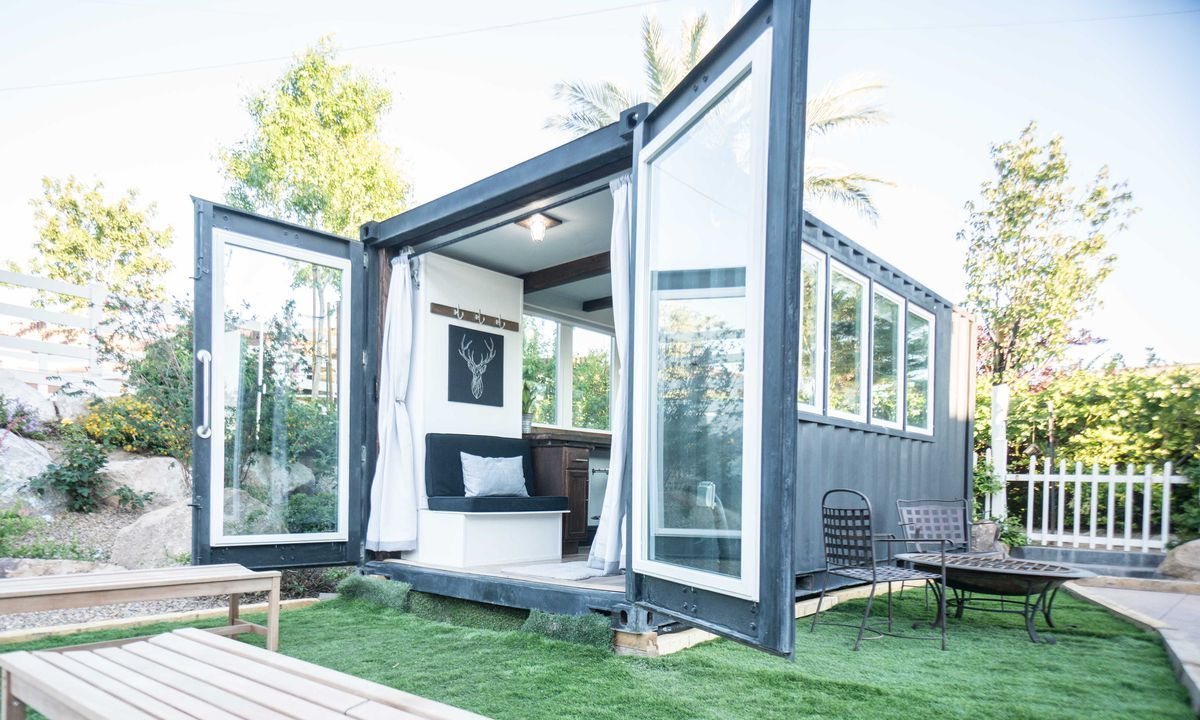 Everything you need to know about shipping container homes