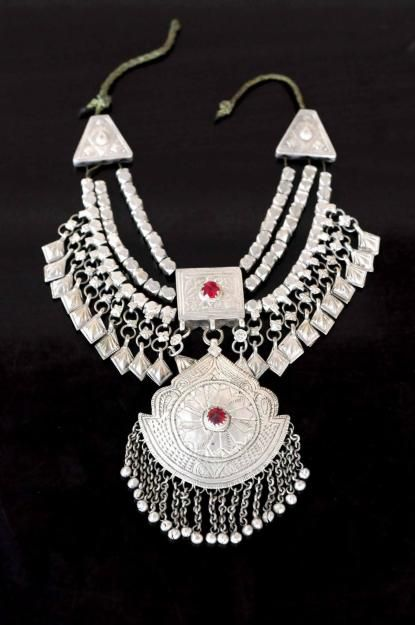 Antique silver kashmiri Jewellery more then 80 years old Islamabad ... cb7a8b419881
