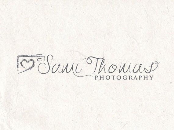 Photography logo premade logo design by PhotographyLogos