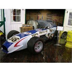 Larry Miller Volkswagen >> No. 56 Jim Hurtubise Mallard Turbo Offy Indy Car - Museum of American Speed   Indy cars, Sprint ...