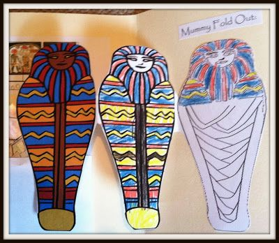 Heritage Homeschool: Egypt Unit Study and Lapbook Day 2