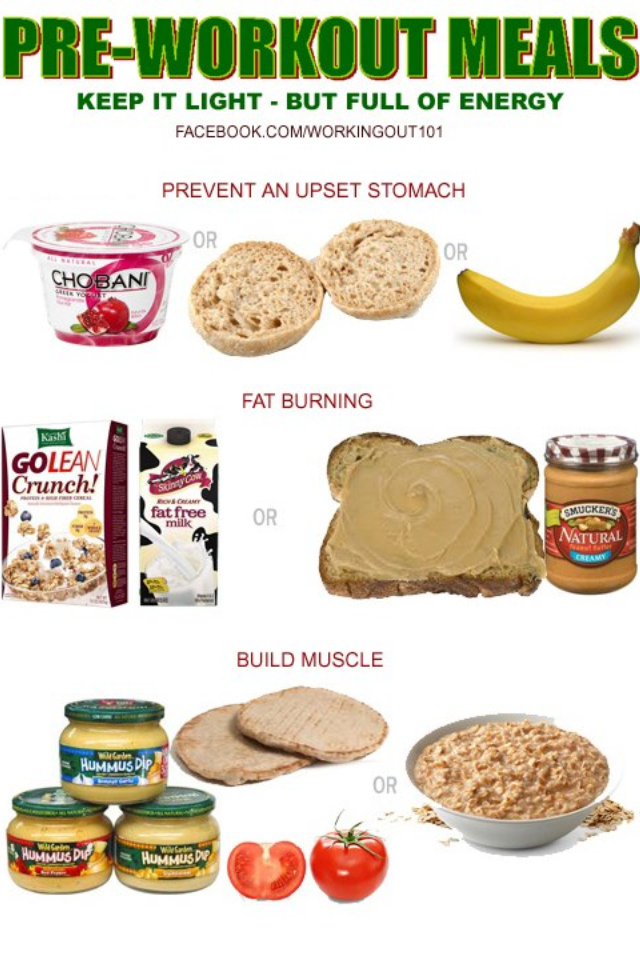 Hungry Before A Workout Something Light But Full Of Energy Pre Workout Food Workout Food Food