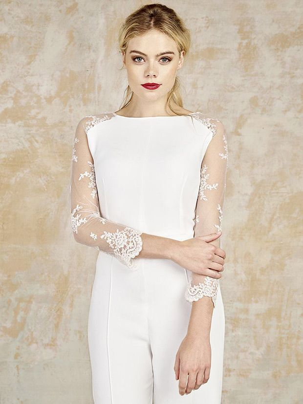 Be Bold: House of Ollichon Bridal Jumpsuits & Separates | Pinterest ...