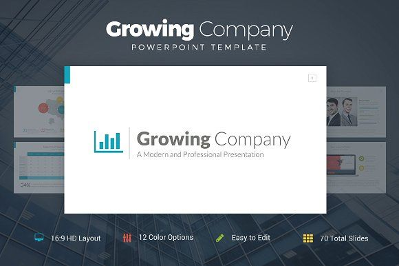 Growing company powerpoint template by slidepro on creativemarket growing company powerpoint template by slidepro on creativemarket toneelgroepblik Choice Image