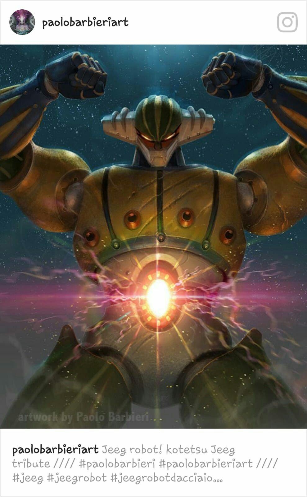 Gig robot d acciaio i remember cartoni animati manga