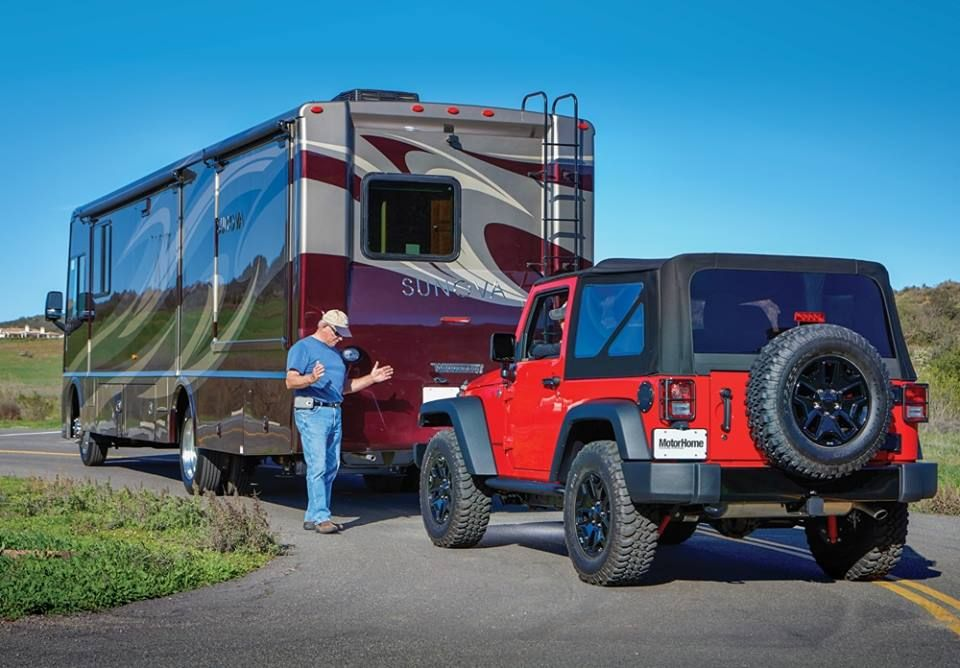 Jeepers Dinghy, Motorhome, Recreational vehicles