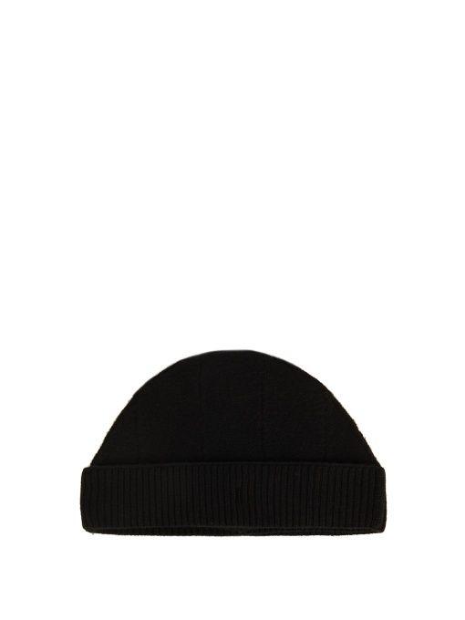 CRAIG GREEN Ribbed-knit beanie hat.  craiggreen  hat  5e6739366e2a