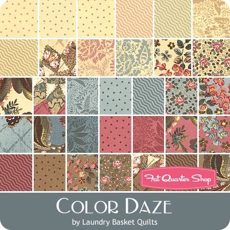 Color Daze Charm Pack Br Laundry Basket Quilts For Moda Fabrics