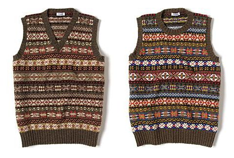 Shetland Collection - Handframed Fair Isle Sweaters | Knitwear ...