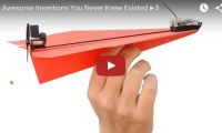 7 Awesome Inventions You Never Knew Existed Well, we actually knew about 4 of these creative inventions but we were especially loving the #2 gadget – something we're sure you can all use :)…
