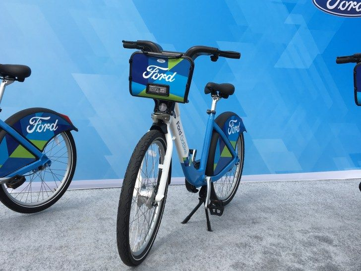 Ford Backs Massive Bike Share Expansion In The San Francisco Bay Area Bike Share Bay Area Ford