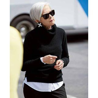 Lyn Slater The Accidental Icon Fashion 50 Fashion Style