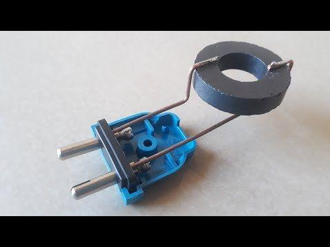 Free Energy Generator Using Magnet Youtube Energi Alternatif