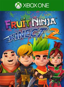 Fruit Ninja Kinect 2