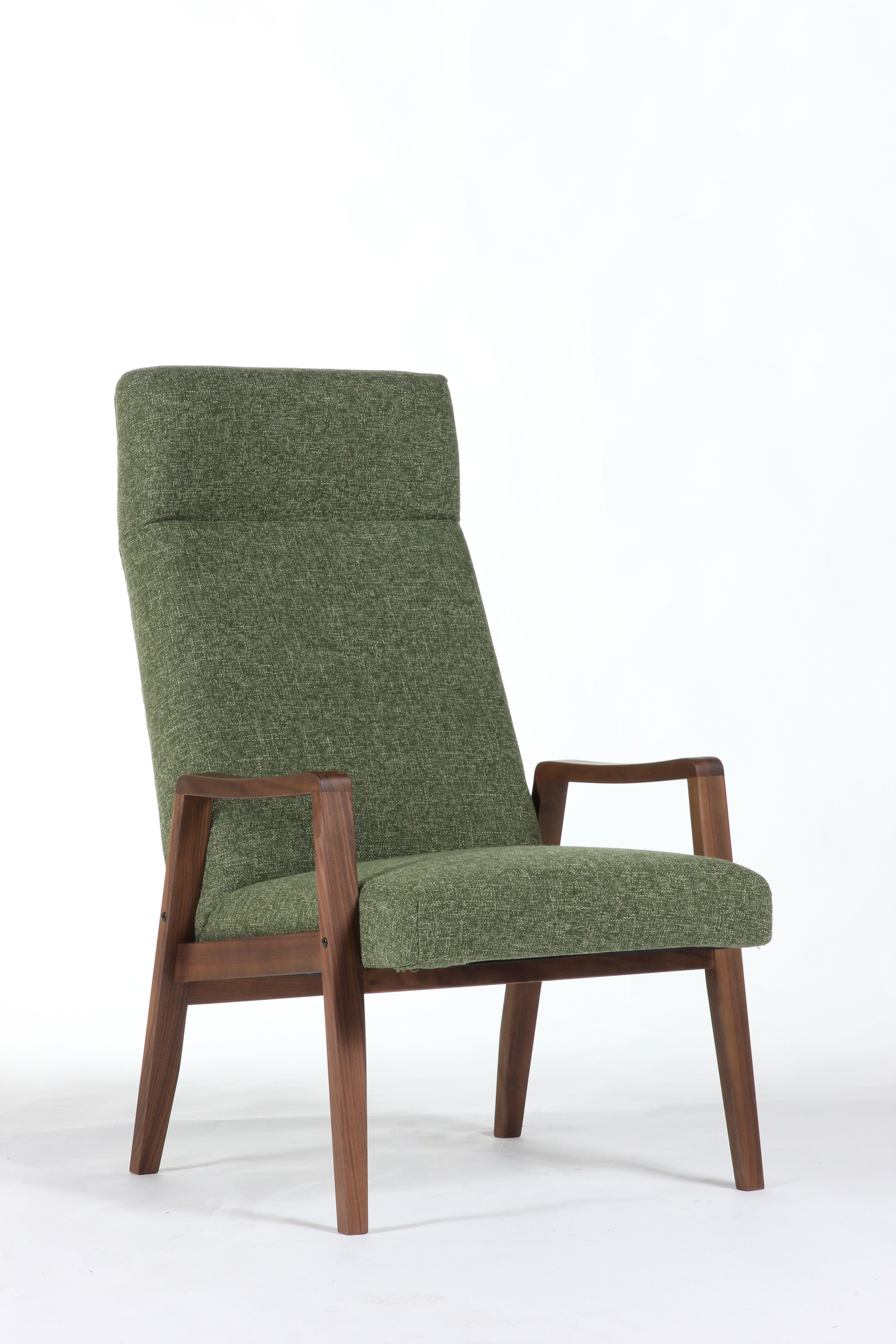 Lounge Chair For Living Room Danish Highback Flying Lounge Chair Greenhttp Wwwgoodformnyc