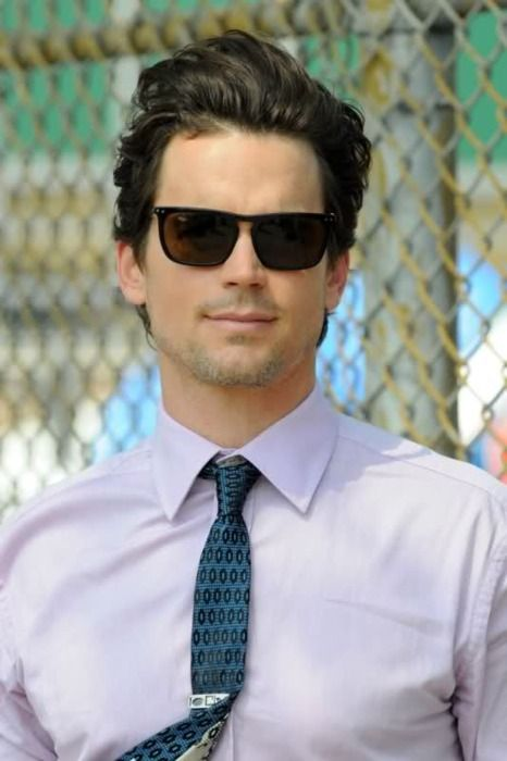 My lord he has the greatest hair what i wouldnt give to - Neal caffrey hair ...