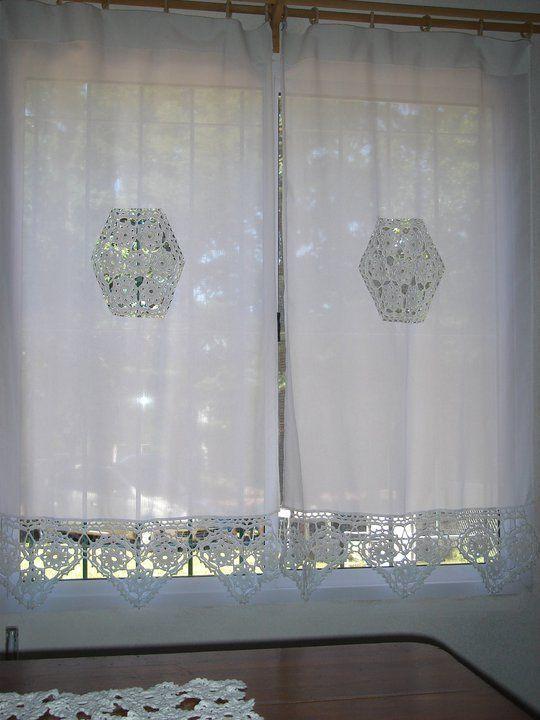 Crochet manualidades decoraciones para el hogar - Decoraciones de hogar ...