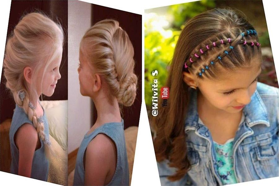 French Braid Hairstyles | Haircut 2016 | Hair Style For ...