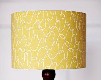 Lampshade scandinavian lamp yellow lamp shade mustard home decor lampshade scandinavian lamp yellow lamp shade mustard home decor retro decor aloadofball Gallery
