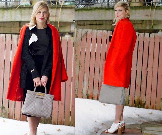 2f36134c6da4 Toronto fashion week- day 4 French Connection Uk Coat