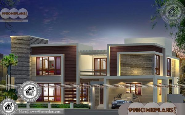 House Design Small Budget with 3D Front Elevation Design ...