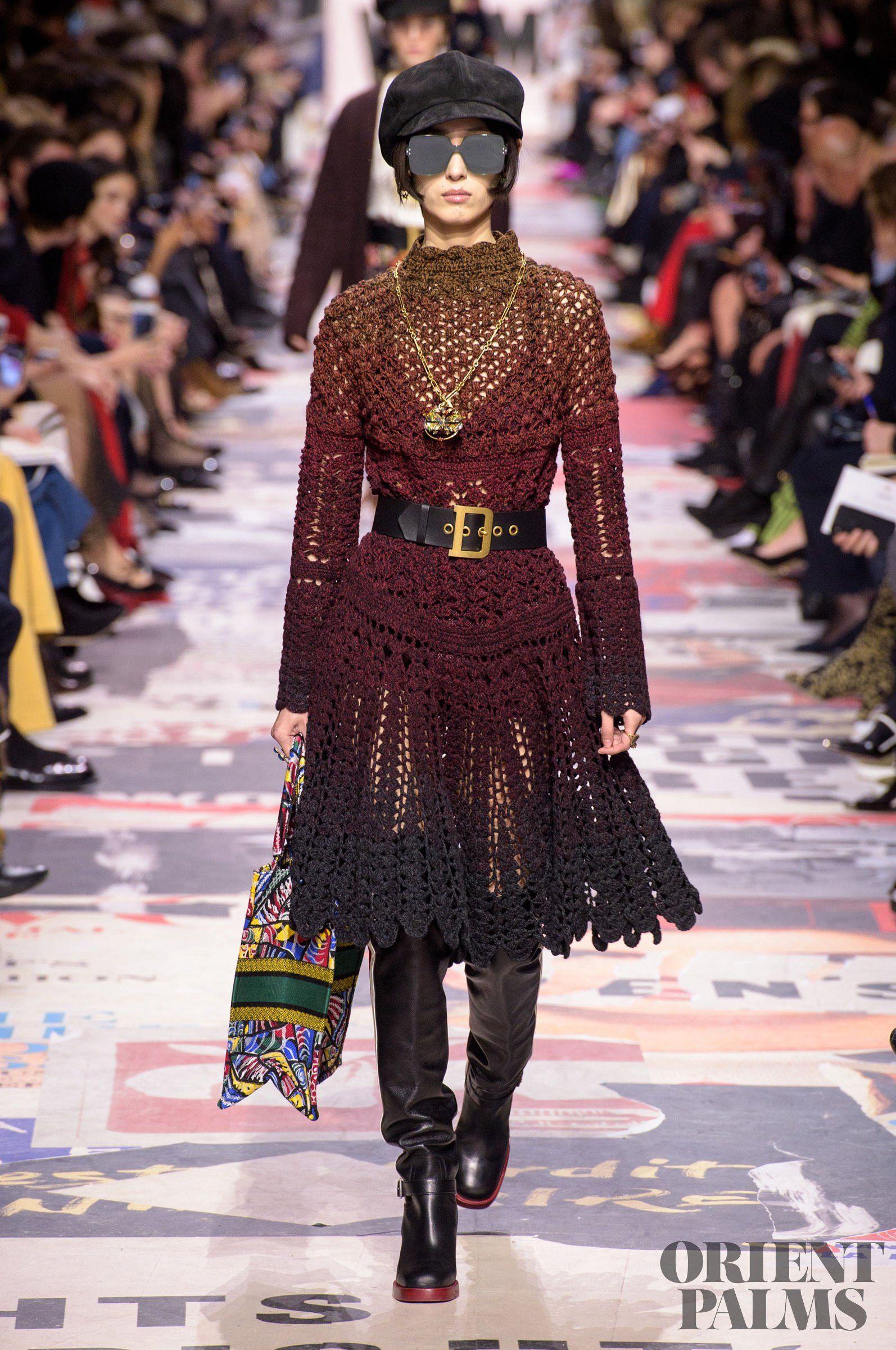 Christian Dior Fall-winter 2018-2019 - Ready-to-Wear ...