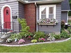 Diy Flower Garden Ideas In Front Of House Garden Front Of House
