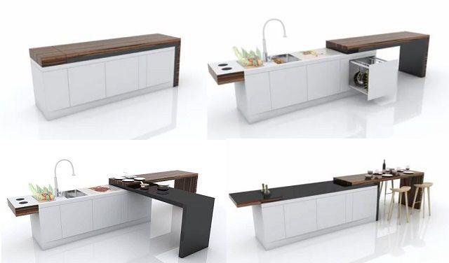 Smart kitchen style tips - Smart kitchen furniture ...