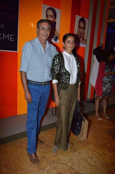 Sabina Chopra and her inimitable choices. love it
