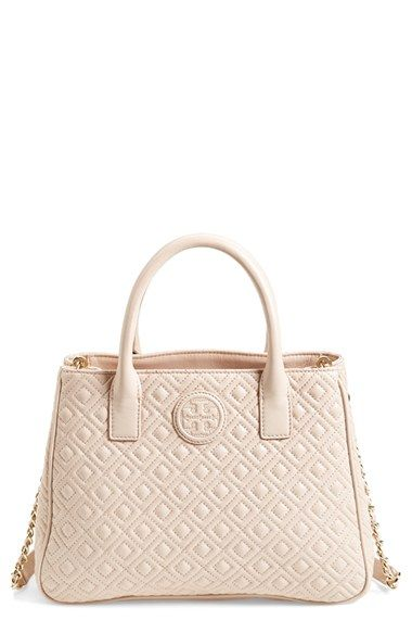 Tory+Burch+'Marion'+Quilted+Lambskin+Tote+available+at+#Nordstrom ... : marion quilted tory burch - Adamdwight.com