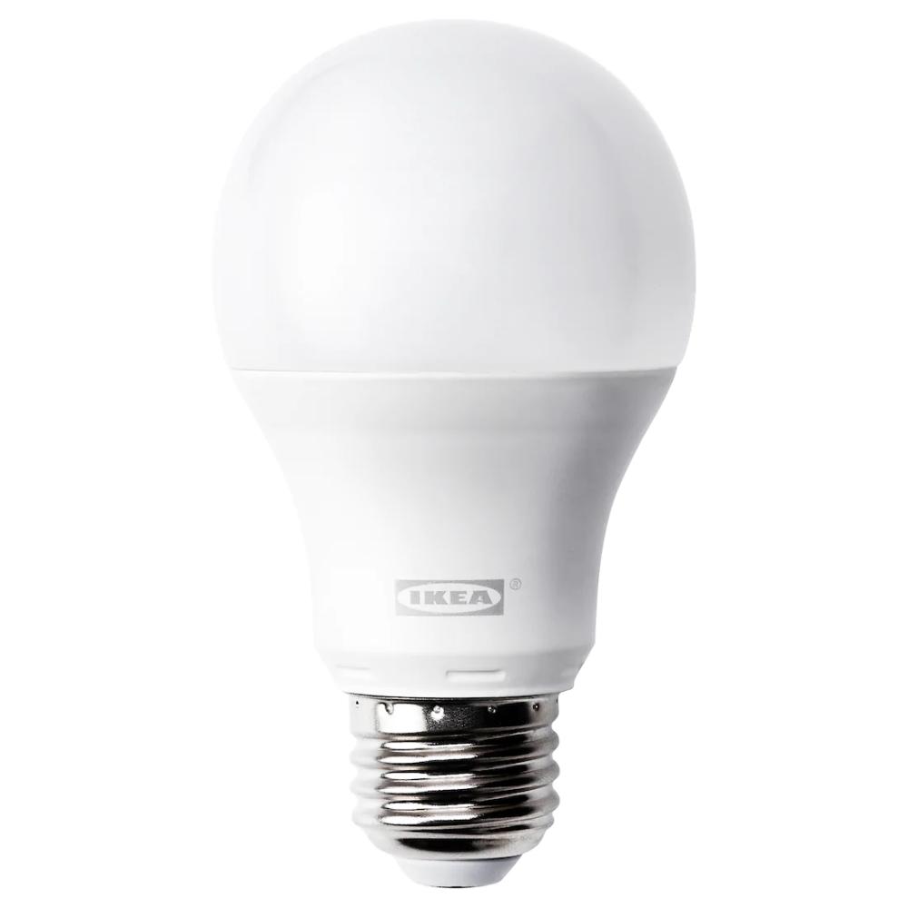 Ledare Led Bulb E26 1000 Lumen Warm Dimming Dimmable Globe Opal Ikea Led Bulb Pendant Lamp Shade Bulb